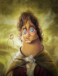 FRODO by AnthonyGeoffroy