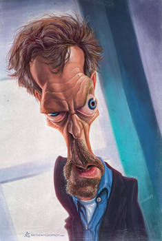 Dr HOUSE by AnthonyGeoffroy