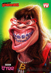 Ugly Betty by AnthonyGeoffroy