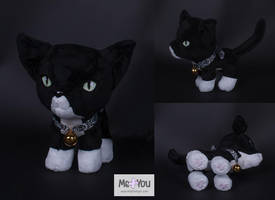 Kitty Plush by meplushyou