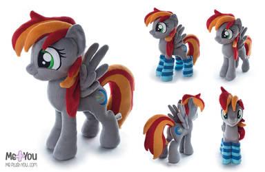 Pony OC CathDash by meplushyou