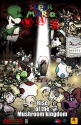 super mario war 'redone' by CubeBOSs