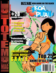 Totem mag by CubeBOSs