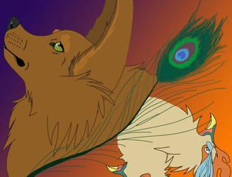 Wolfiiiiieeeeeeee by TheDark-Carnival