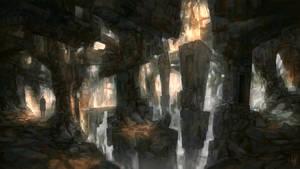 In Ruin by Friis