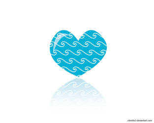 Blue Hearted by Z4m0lx3