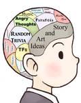 What's in my Brain? by PsychoDemonFox