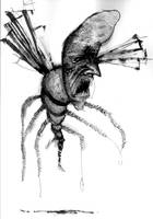 Infected Mosquito by Uncanny-Oddball