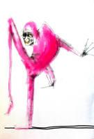Pink Guy by Uncanny-Oddball