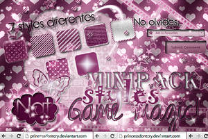 ~#MinipackStyles_GameMagic{Nat} by PrincessDontCry