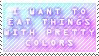 Colors are Candy stamp by kyphoscoliosis