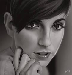 Just Girl by DinaKononova