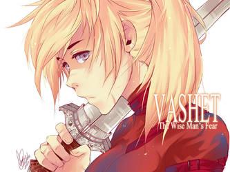 Vashet by Seles-chan