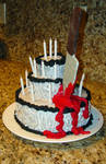 Sweeney Todd Cake by ChristyCat