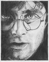 Harry Potter by bclara88