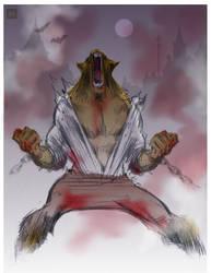 Werewolf by Night by gregmcevoy