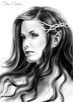 Tinuviel by Celtica-Harmony