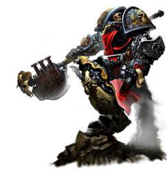 warhammer 3 by kanartist