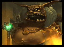 troll  2 by kanartist