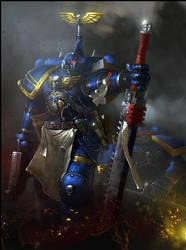 warhammer art 2 by kanartist