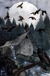 The Black Mill by Dulliros