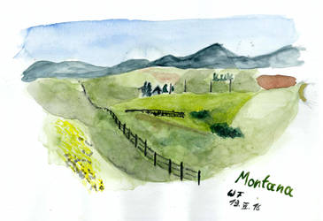 Montana by Dulliros