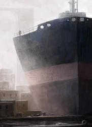 dock by sangvine