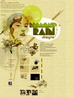 Erain layout by twentyhours
