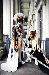Code Geass R2 - Mutuality - 09 by shiroang