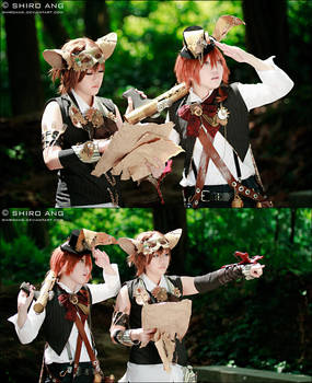 Alice In Steampunkland - 06 by shiroang