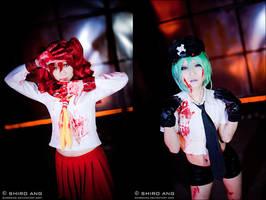 Zombie-ya Reiko - 07 by shiroang