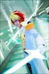 Star Driver - Ginga Bishounen - 01 by shiroang