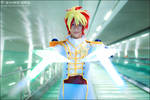 Star Driver - Ginga Bishounen - 02 by shiroang