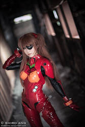 Evangelion: 3.0 - 01 by shiroang
