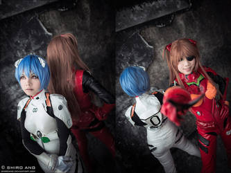 Evangelion: 3.0 - 20 by shiroang