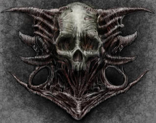 Doom Icon II by Narcisse-Shrapnel