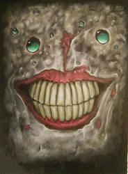 Arkham Smile by Narcisse-Shrapnel