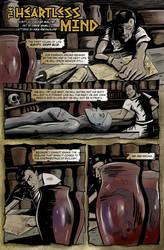 The Heartless Mind Pg1 by KenReynoldsDesign