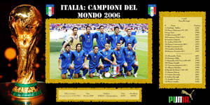 Italy Winners World Cup 06 by calva88