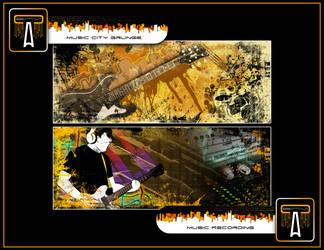 Music Art by calva88