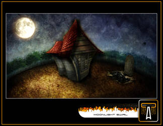 Moonlight Swirl by calva88