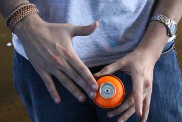Hip Hop en los muros by amarzz