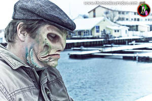 Winter in Innsmouth by FoxH