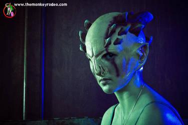 Banya Demon, Demon Headshots (1) by FoxH