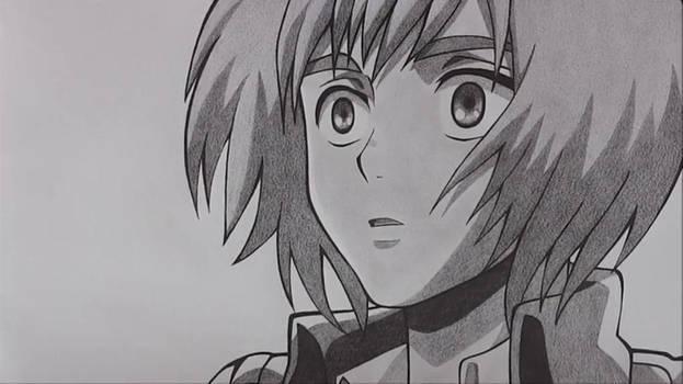 Armin Arlert - Shingeki no Kyojin by KabeNoSoto