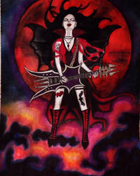 Highway to Hell  by MelusineArwen
