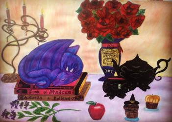 Tea Time  by MelusineArwen