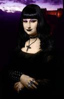 dark monnalisa by MattiaTegonCreations