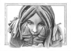 Anna by danthalion