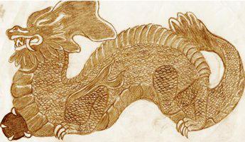 Chinese Dragon by Shiroi-Tombo